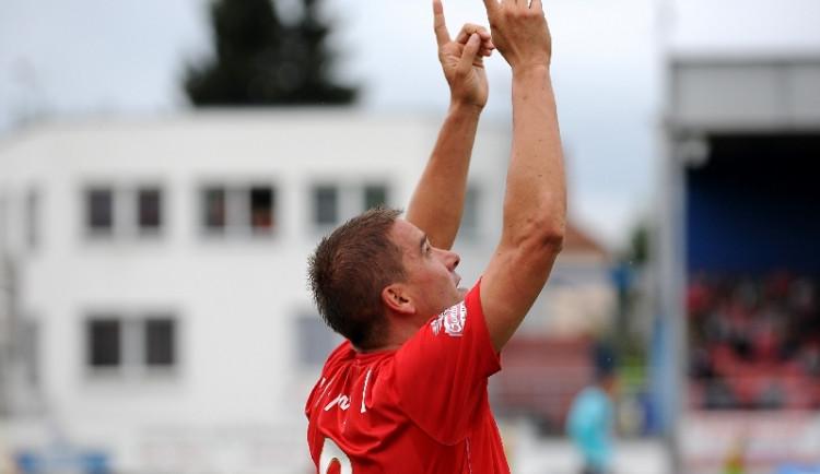 Dosud neporažené Jihlavě nadělila Zbrojovka pět gólů