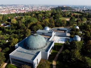 Brněnská hvězdárna získala ocenění Stavba roku 2012