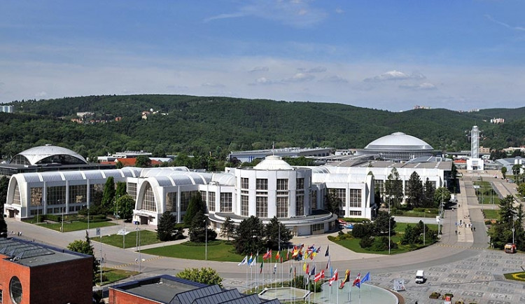 Město chce odkoupit akcie ve společnosti Veletrhy Brno