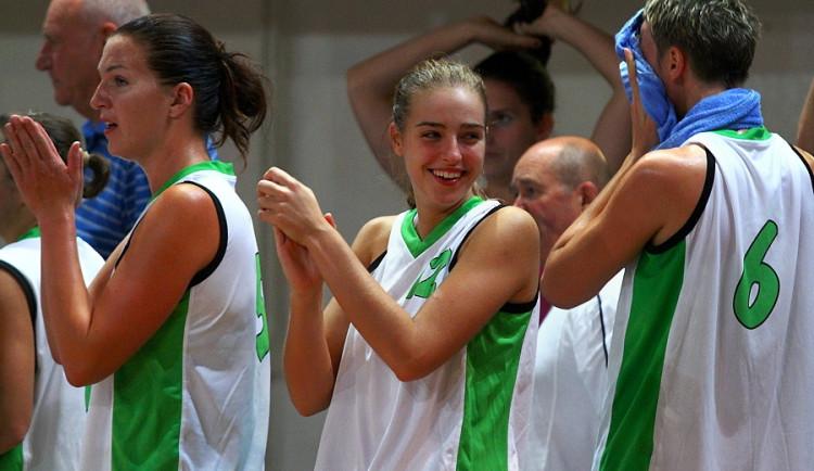 Basketbalistky IMOSu čeká dnes duel s USK Praha