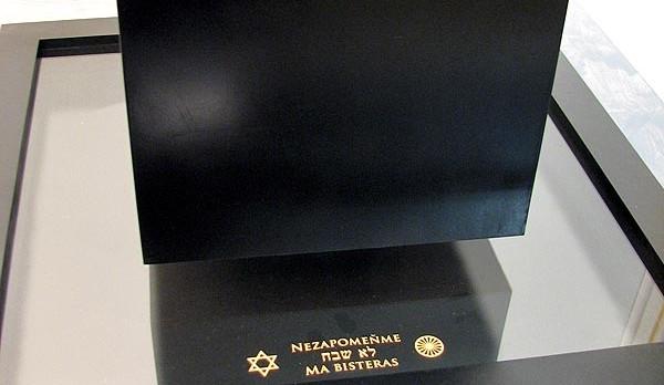 Radní rozhodli o vítězi soutěže na Památník holocaustu