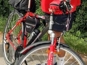 Cyklostezka mezi ulicemi Renneská a Kšírova je hotova