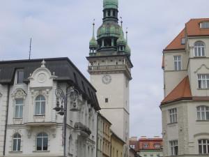 Architektonická výstava je k vidění na Staré radnici