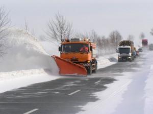 Byl odsouhlasen plán na zimní údržbu silnic