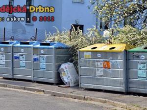 Město zvýšilo poplatky za odpad, lidé zaplatí 675 korun