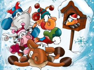 Velká krkouní vánoční soutěž o ceny