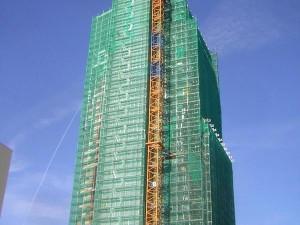 Brněnský mrakodrap AZ TOWER roste do nebe