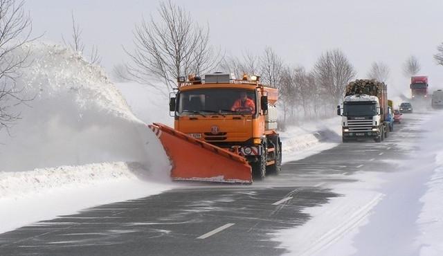 Sníh komplikuje dopravu i na jihu Moravy