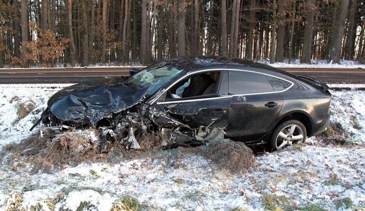 Loni na jihu Moravy nehod přibylo, počet mrtvých se ale snížil