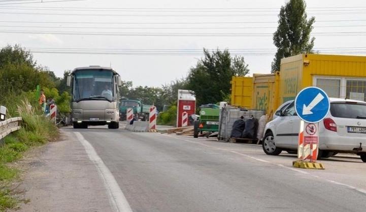 Na jaře bude pokračovat oprava úseku dálnice D1 okolo Brna
