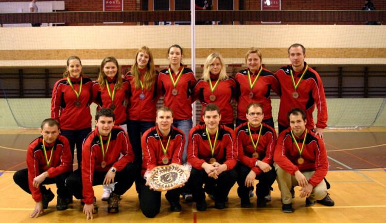 Brněnští korfbalisté vylovili v Třeboni evropský bronz