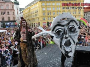 Festival Divadelní svět Brno zahájí Liška Bystrouška