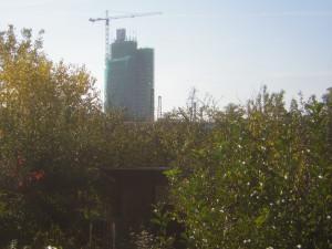 AZ Tower se stane nejvyšší budovou koncem března