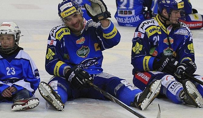Kometa se rozloučila vítězstvím a poslala Liberec do baráže