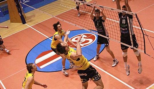 Volejbal Brno po velkém boji končí ve čtvrtfinále