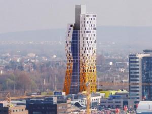 AZ Tower se stal nejvyšší budovou v Česku
