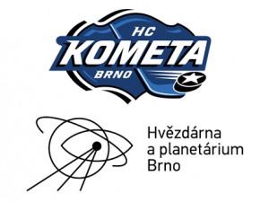 Kometa přistála na hvězdárně
