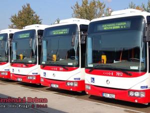 Dopravní podnik nakoupí nové trolejbusy a autobusy