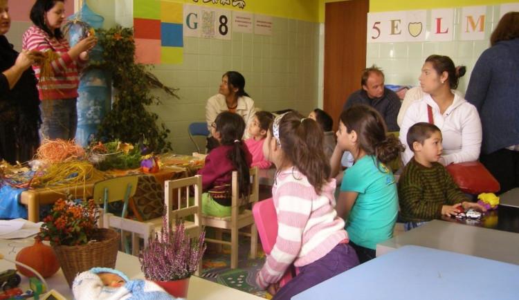 Nové centrum umožní rozvíjet vzdělávání Romů