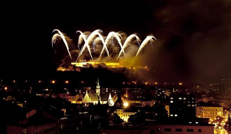 Brno se připravuje na přehlídku ohňostrojů