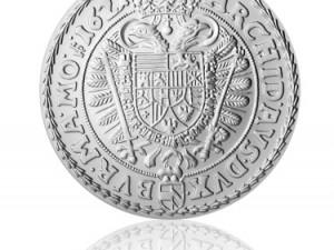 Česká mincovna vydala kopii brněnského stříbrného tolaru