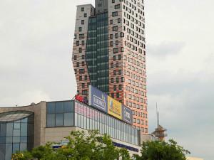 Ve středu bude slavnostně otevřena nejvyšší budova v ČR