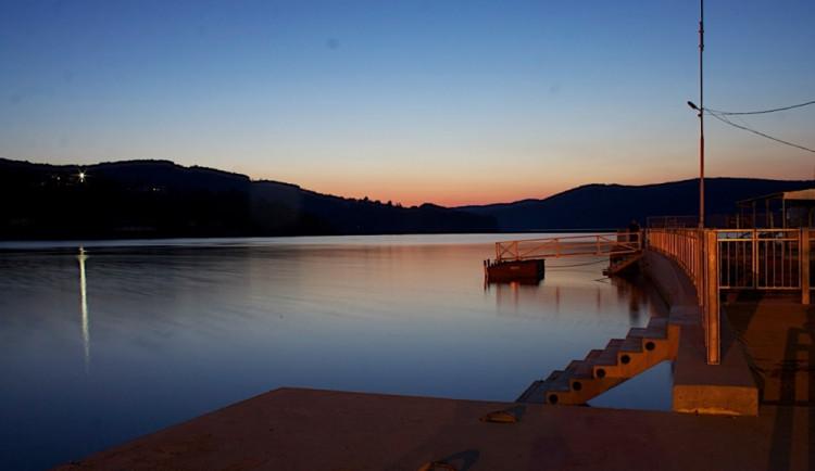 Voda na přehradě se zlepšila, problémy má stále Olšovec