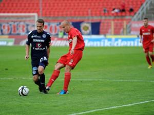 Sparta porazila Brno až dvěma góly v závěru zápasu 3:1