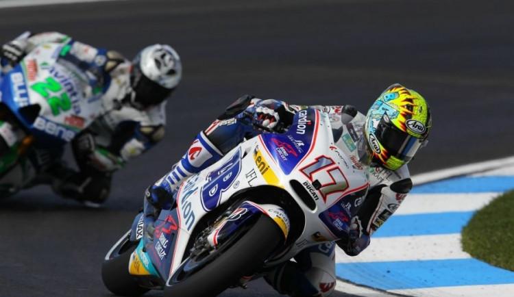 Abrahám příští rok změní značku motocyklu