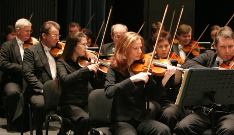 Festival Špilberk zahájila brněnská filharmonie