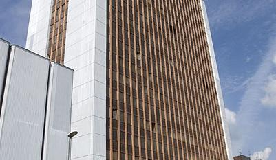 Výšková budova fakulty strojní VUT je v havarijním stavu