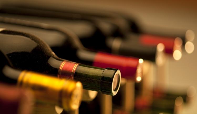 Lidé se na vinobraní v Mikulově naučí rozeznávat vůně ve víně
