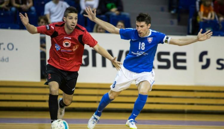 Futsalisté Tanga Brno zaútočí se dvěma Brazilci na titul