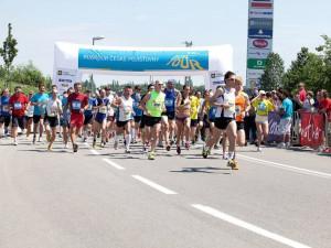 Na výstavišti se v sobotu poběží 6. díl seriálu RunTour
