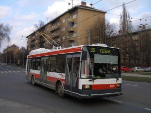 Brněnský dopravní podnik šetří, kupuje ojeté trolejbusy