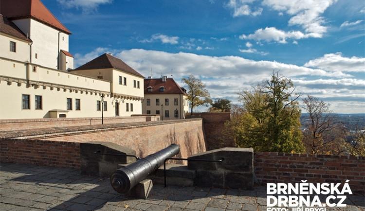 Davy návštěvníků na Špilberku viděli některé prostory poprvé