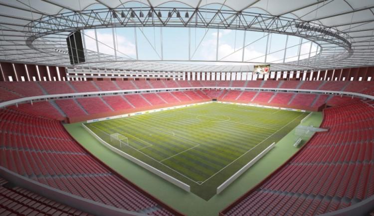Ve hře o nový Národní stadion je vedle Prahy i Brno