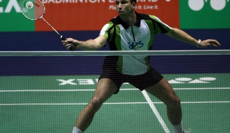 Koukal je hlavním favoritem mistrovství republiky v badmintonu