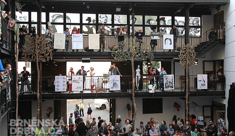 Divadlo Husa na provázku oslavilo 45 let