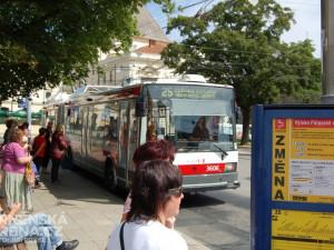 Deset nových trolejbusů pro Brno