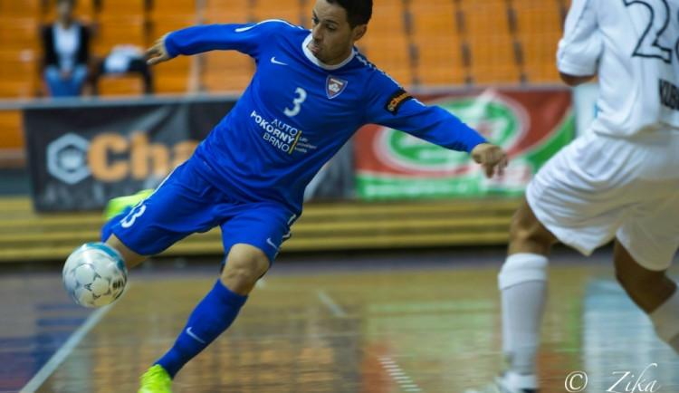 Futsal: Tango porazilo v derby Agromeli