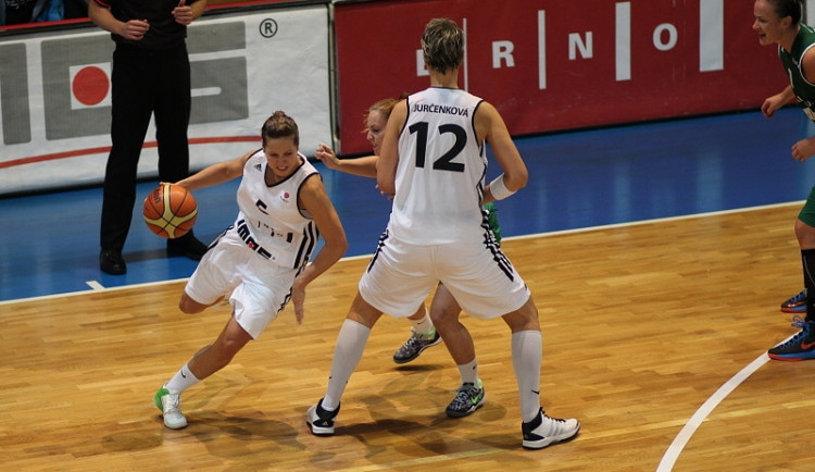 Basket: IMOS doma přejel Slavii, MMCITÉ na úvod prohrálo