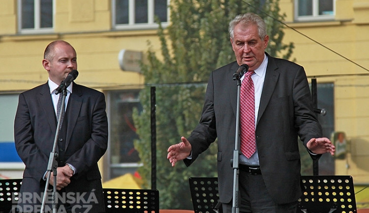 Jihomoravská ČSSD bude jednat o Haškovi, Tejcovi a Škromachovi