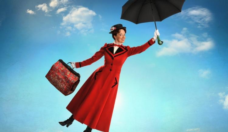 Městské divadlo Brno se v prosinci rozloučí s Mary Poppins