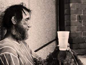 Zima udeřila, sociální kurátoři obcházejí bezdomovce