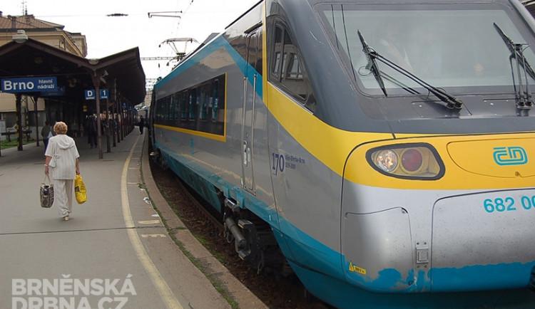 Europarlament zařadil Brno na mapu vysokorychlostních tratí