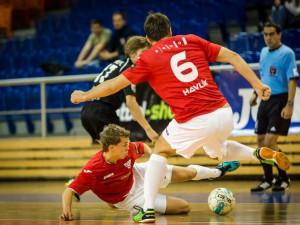 Futsal: Helas v derby zaskočil Tango