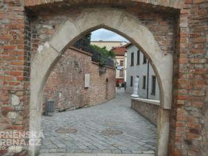 Lidé uctili v Brně památku Václava Havla v jeho uličce