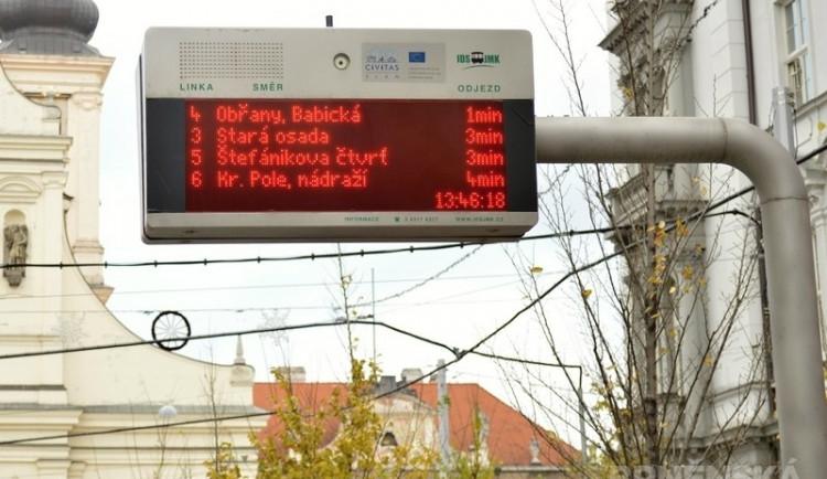 Na Štědrý den i Silvestra pojede více autobusů