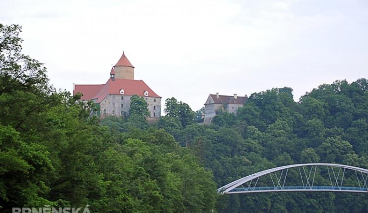 Hrad Veveří oslaví na Silvestra 800 let